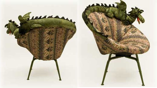 sea serpent chair 1