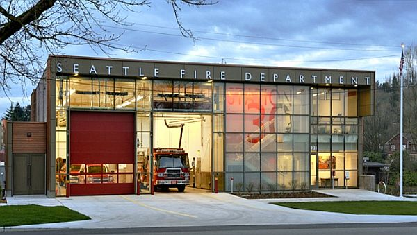 Seattle's Firestation