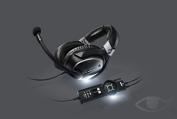 Sennheiser's S1 Digital Pilot's Headset