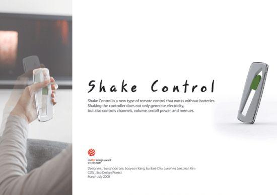 shake control euMkD 58