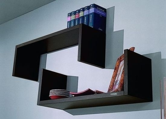 Vespro 'U' Shelf: Contemporary Italian elegance | Designbuzz ...