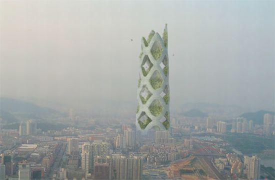shenzhen logistic city 05