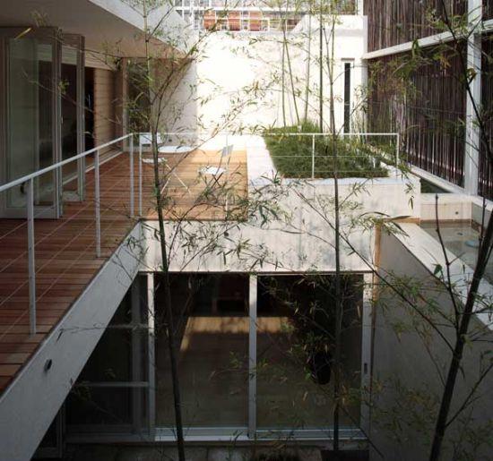 shimogamo house japanese architecture 8
