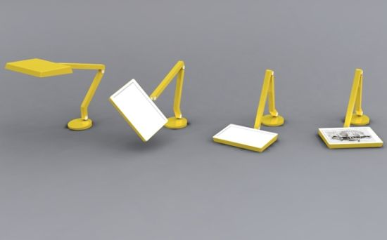 sketch lamp for designer 03