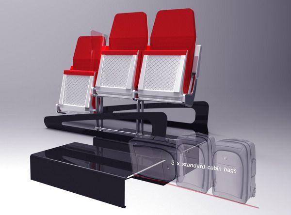 Skylane seating system