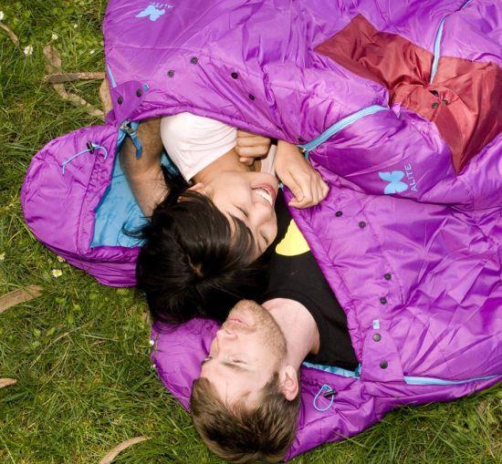 sleeping bag 02