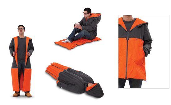 sleeping coat