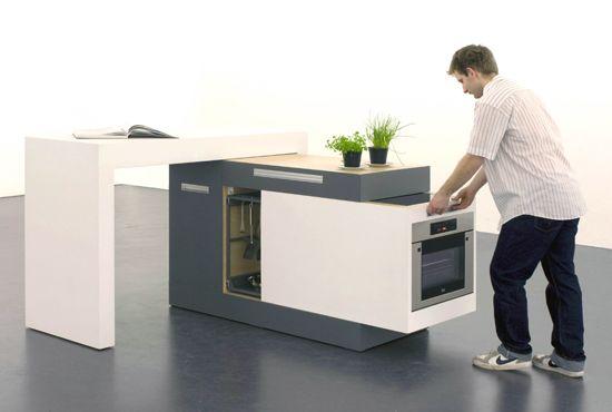 small typemodular kitchen 2