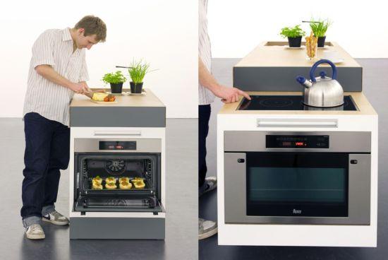 small typemodular kitchen 6