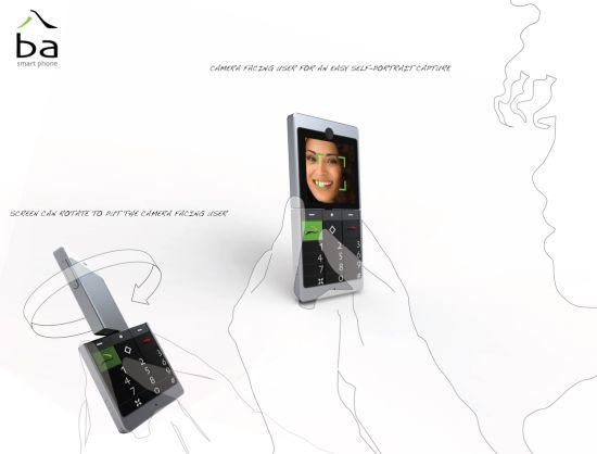 smart rotative phone 4