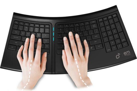 smartfish ergomotion keyboard 01