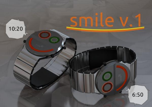 smile v 1 watch