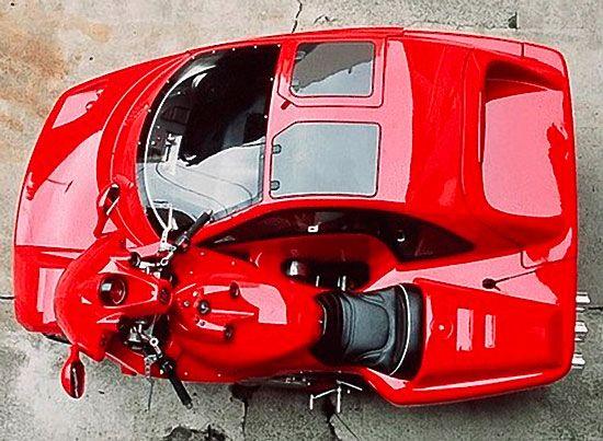 Snaefell motorcycle sidecar combines biking in car luxury