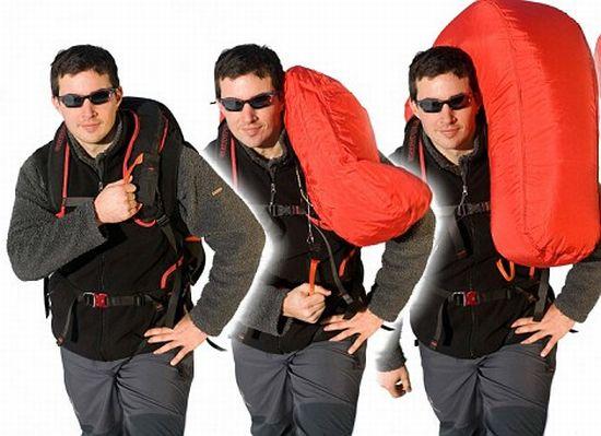 snowpulse life bag 2
