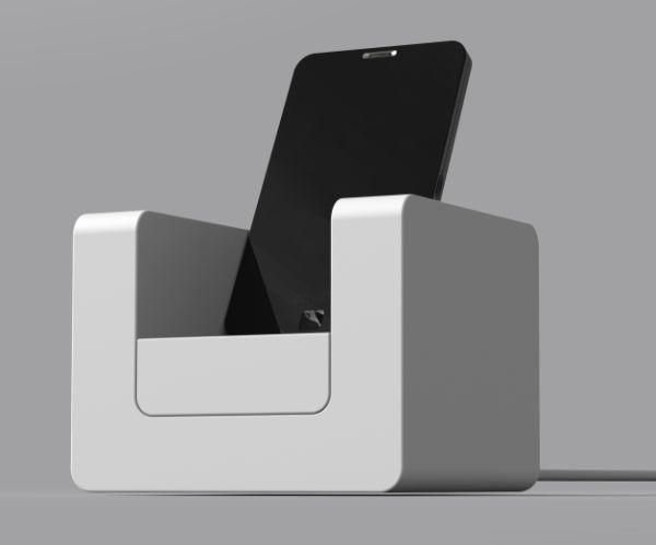 Sofa Cellphone Charger & Mount Concept