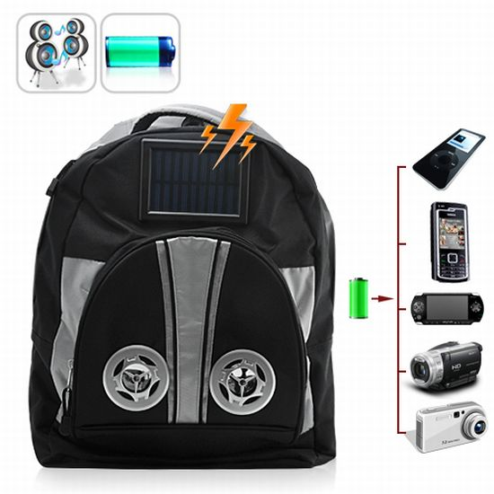 solar charging backpack 1