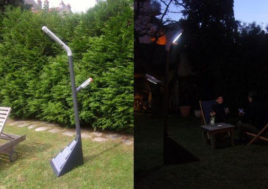 solar lamp 01