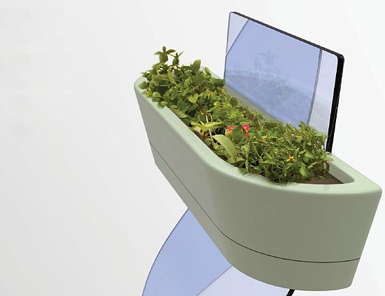 solar planter by kevin cheng 1
