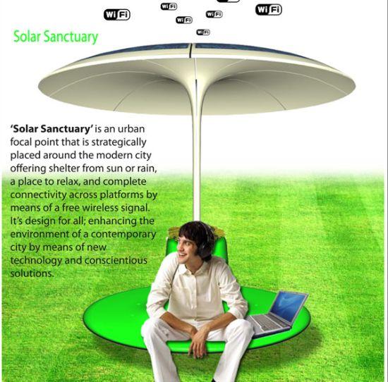 solar sanctuary