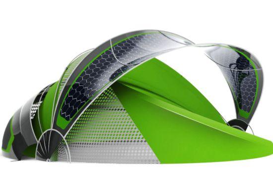 solar surf shelter