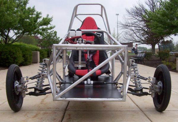Solar Car Chassis
