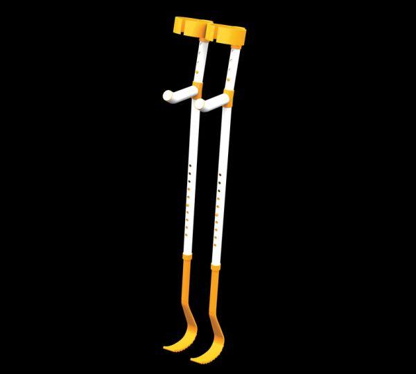 Spark crutch