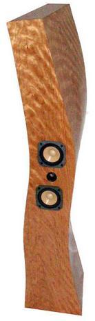 speaker wooden