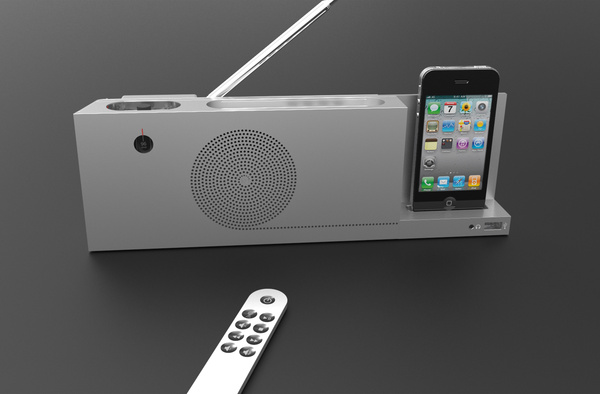Speaker dock/wireless
