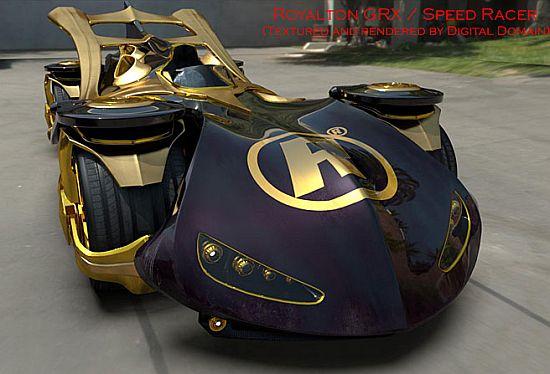 Behind The Creativity Of The Grx Speed Racer Designbuzz