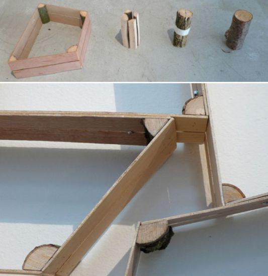 spilt box shelves