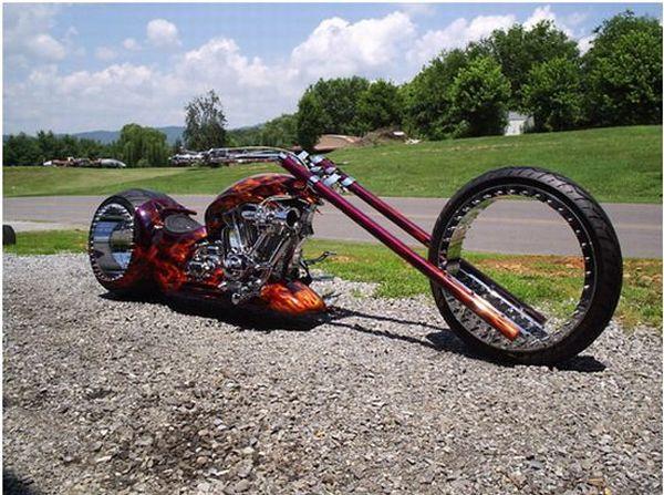 spokeless bike