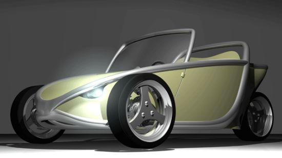 stauro sustainable three wheeled vehicle 1