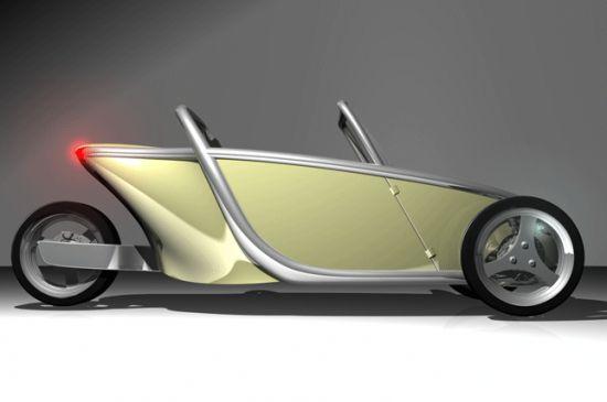 stauro sustainable three wheeled vehicle 2