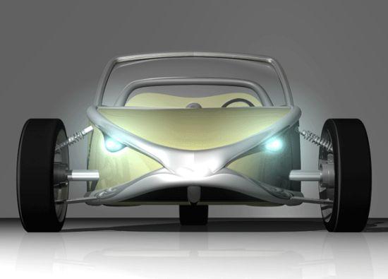 stauro sustainable three wheeled vehicle 3