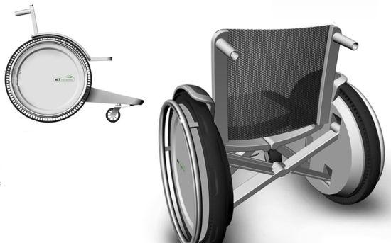 structural foam wheelchair 02