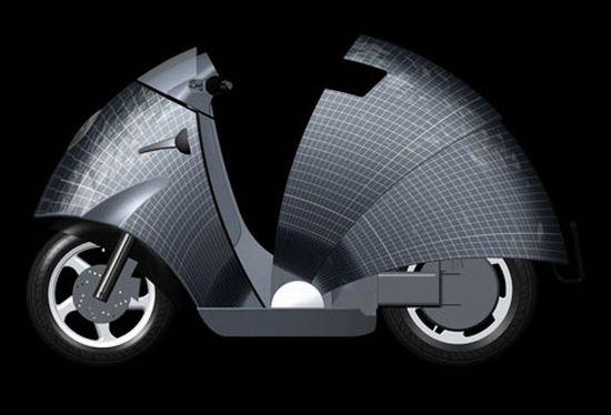 sunred solar moped 02