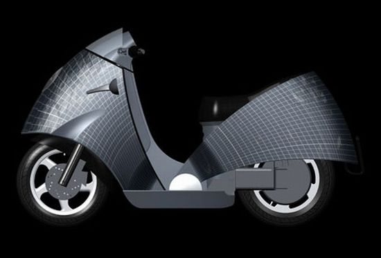 sunred solar moped 03
