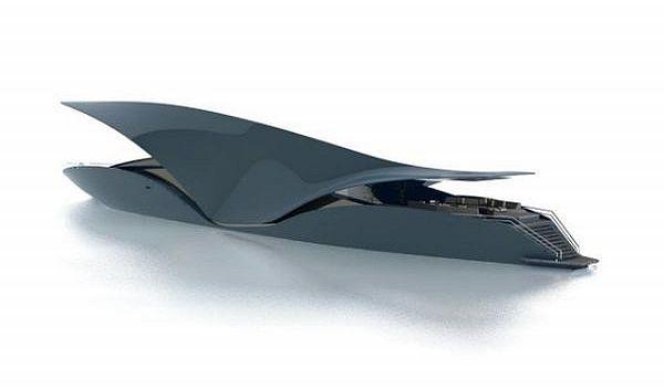 Superyacht Concept by Gary John