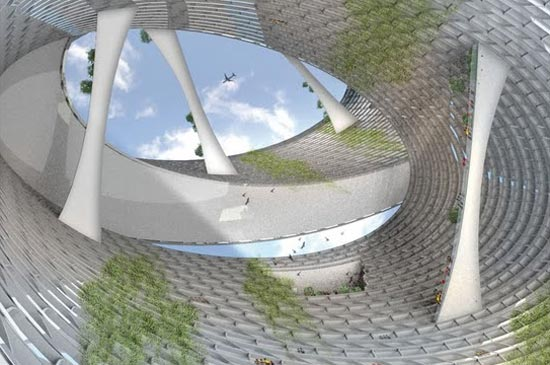 sustainable vertuical city 4