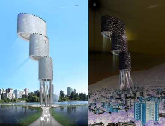 sustainable vertuical city 7