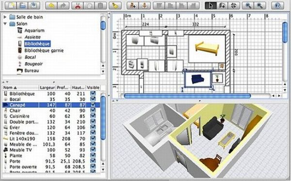 10 best interior design software or tools on the web ux 3d home design software online