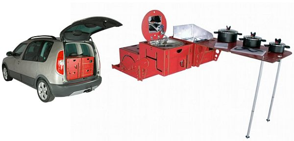 Swissroombox modular living system