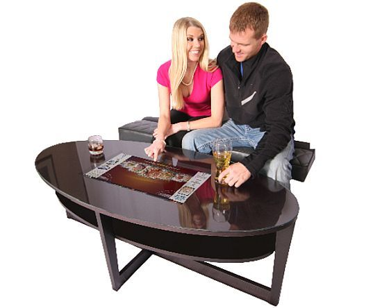 t3 b multi touch table