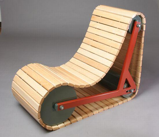 tank chair