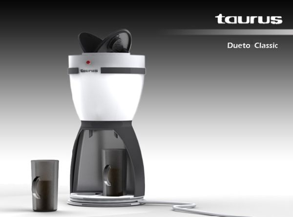 taurus dueto classic drip coffee maker