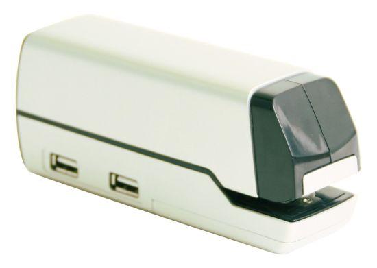 thanko stapler usb hub 04