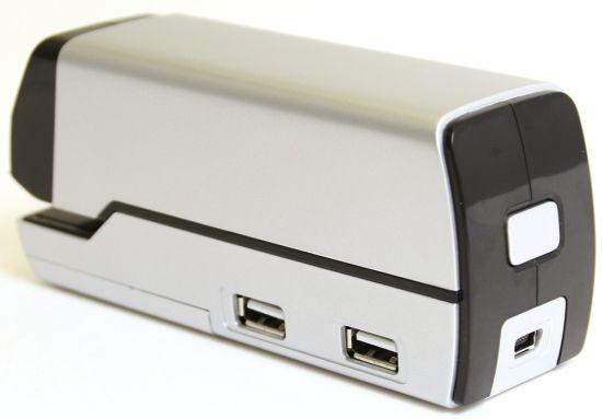 thanko stapler usb hub 08