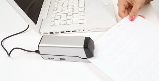 thanko stapler usb hub