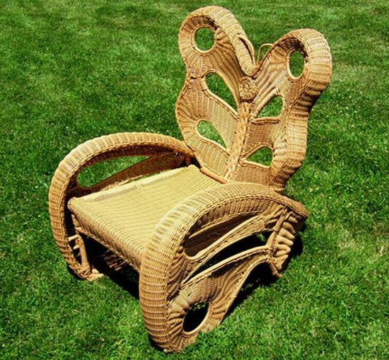 the butterfly chair 58