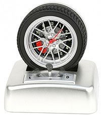 the car wheel alarm clock 1451